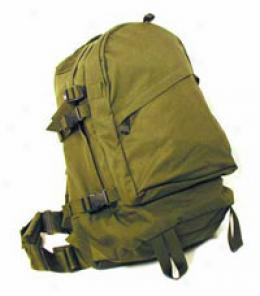 Blackhawk® Tactical 3 Day Assault Backpack ~ Ivs Back Panel