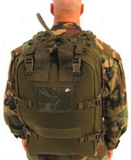 Blackhawkˊ Tactical S.t.o.m.p. Medical Backpack- Ivs Aid Panel (innercooler Venting System)