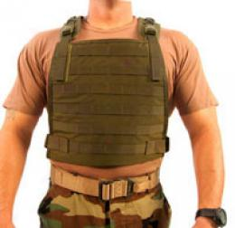 Blackhawk® Tactical Strike Gen-4 Molle System Plate Carrier Harness