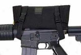 Blackhawk® Trijicon Scope Protector- Black New With Handle On Top