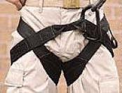 Bqm Adjustable Rappelling Harness