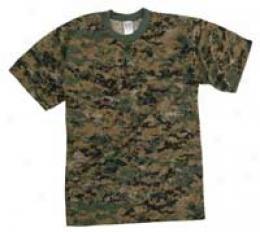 Bqm Digi-cam® T Shirts
