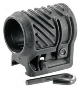 Caa Flashlight/laser Mount ~ 1''