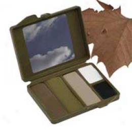 Camo Face Paint 5-color Compact
