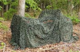 Camosystems® Pro Series Soldierly Camouflage Netging 10'x10'