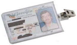 Cardswfe™ Id Two Id Badge / Access Card Holder