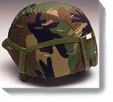 Cateye Combat Helmet Camo Memory Band