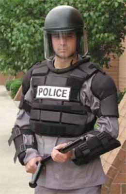 Centurion™ Fp100 Forearm Protectors