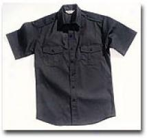 Combat Cloth® Law Field & Duty Shirg- Short Sleeve Black