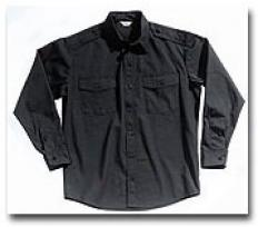 Combat Cloth® Law Field & Duty Shirt- Throughout Sleeve Mourning