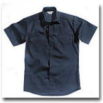 Combat Cloth® Law Field & Duty Shirt- Short Sleeve Navy