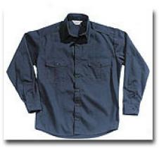 Combat Cloth® Law Field & Duty Shirt- Long Sleeve Navy