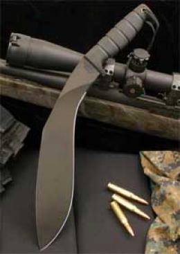 Combat Survival™ Kukri & Sheath  ***bqm Exclusive***