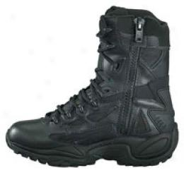 Converse® Men's 8'' Side Zip Stealth Swat aSfety-toe Boots