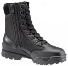 Corcoran® Men's Mach™ 9'' Steel Toe Side Zipper Boot With Abs Outsole