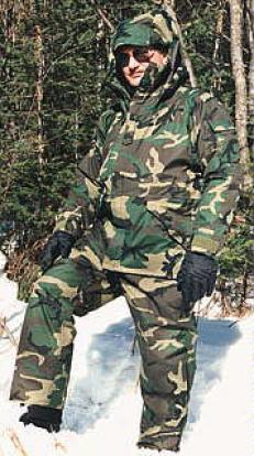 Ecwcs Gen 1 Trousers ~ Extended Cold Weather Clothing System