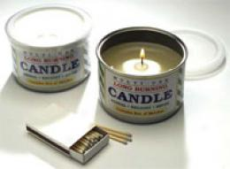 Exigency Candle, 22 Hour