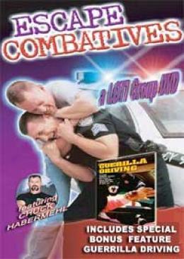 Escape Combatives Special Edition Dvd