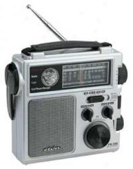 Eton® Self-powered Emergency Radio
