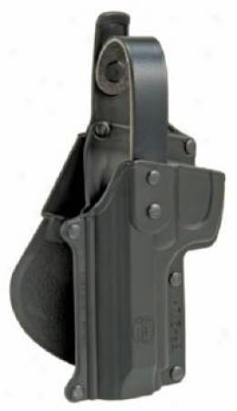 Fobus Thumb Break Holster- Paddle Mount