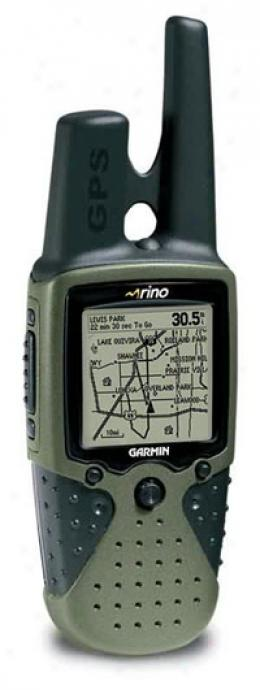 Garmin® Rino™ 130 Gps Integrated Fmrs/gmrs Radio