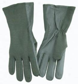 Gear For A Warrior™ Max+tac™ Gs/frp-2 Nomex® Fire Resistant Flyer's / Tactical Ops Gloves