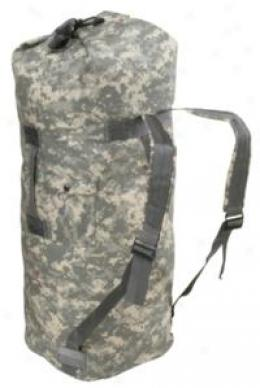 Gi Double Strap Type Ii Duffel Bag- Acu