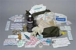 Gi M3 Medic Supply First Aid Kit