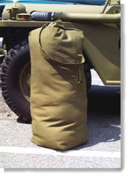 Gi Style Top Loading Canvas Duffel Bags