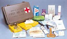Gi Type General Purpose First Aid Kit