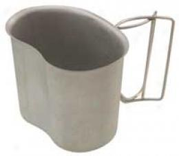 Gi Type Stainless Carburet of iron Canteen Cup