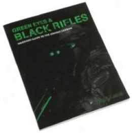 Green Eyes & Black Rifles Book