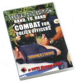 Hand To Hand Combat For Police Officers Dvd