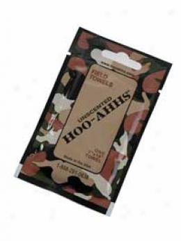 Hoo-ahhs® Field Towel - Pack Of 5 Singles