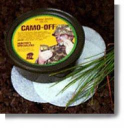 Hunter's Specialties Camo-off® Disposable Wipes