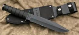 Ka-bar® Black Fighter Knife