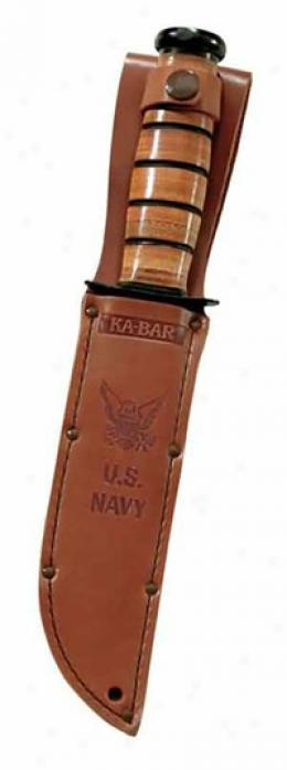Kabar® U.s. Navy Fighting / Utility 7'' Blade Knife