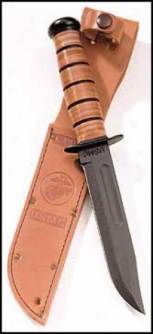 Ka-bar® Usmc Combat/ Fighting Survival 7'' Knife
