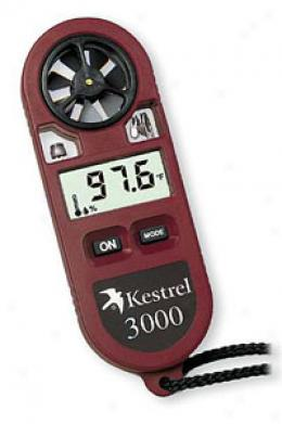 Kestrel® 3000 Pocket Weather™ Meter