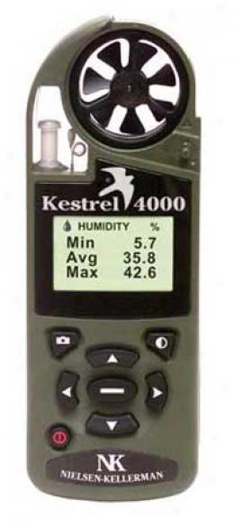 Kestrel® 4000 Pocket Weather™ Trackwr™