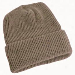 Knit Orlon® Watch Cap