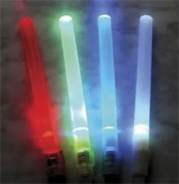 Led Light Sticks, 3 Pack