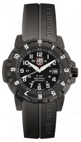 Luminox® Evo F-117 Nighthawk™ Watch With Polyurethane Strap