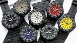 Luminox® Seal Team 200m Dive Watch Series 1