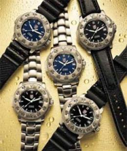 Luminox® Titanium Navy Seal Dive Watch ~ Bracelet