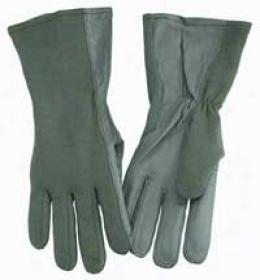 Max+tac™ Gs/frp-2 Nomex® Fire Resistant Flyer's / Tactical Ops Gloves