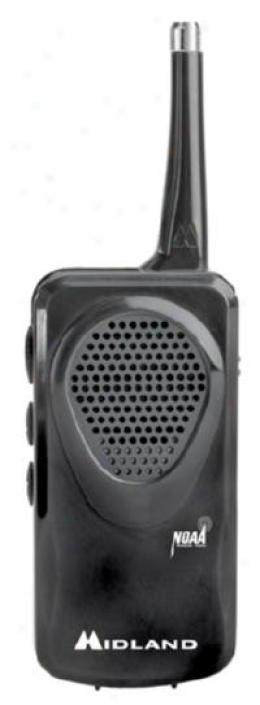 Midlqnd® Hh50 Pocket Weather Radio