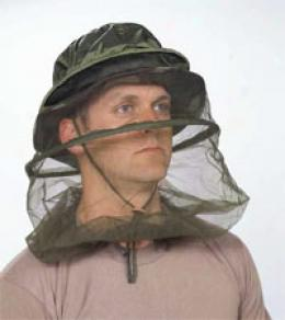 Military Hooped Mosquito Head Net