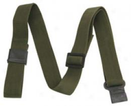 Military Rifle Sling Ar15/m16/m1/m14, Nylon- Olive Green