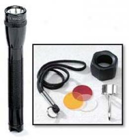Mini-mag Lite® 2-aa Cell Flashlight Combo Kit